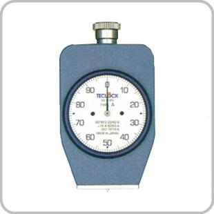 通用橡胶硬度计(中硬度)GS-719N(A型)